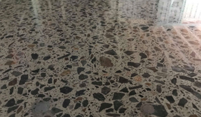 polished concrete diagrind