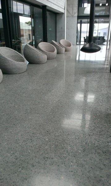 Diamond Polished Concrete; What is it?