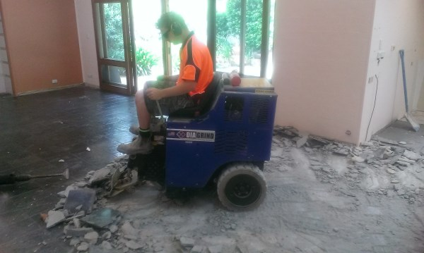 tile removal sydney demolition